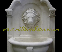 mbs fountain designs cast limestone